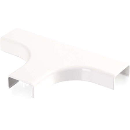 WIREMOLD UNIDUCT 2800 BEND RADIUS COMPLIANT TEE WHT