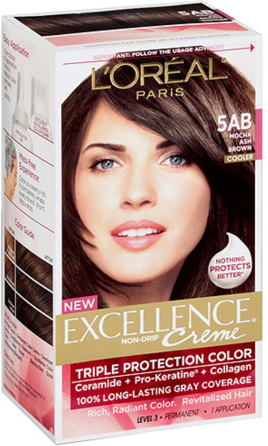 garnier nutrisse hair color instructions