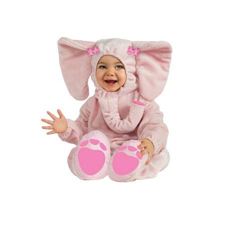 Infant Pink Ella-Fun Costume Rubies 881526