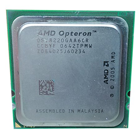 Refurbished AMD Opteron 8220 SE 2.8GHz Socket F  Server CPU OSY8220GAA6CR