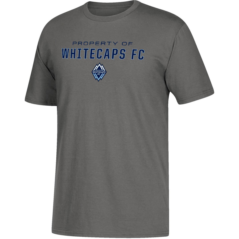 MLS-Vancouver Whitecaps-Big Men's Dedicated Performance Tee, 2XL
