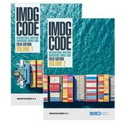 IMDG Code 2018, 39th Edition (English)