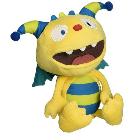 Henry Hugglemonster Feature Plush Monster Dances Sings Talks Stuffed Animal Pal](Monster Stuffed Animal)