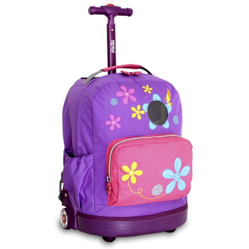 Kids' Rolling Backpacks