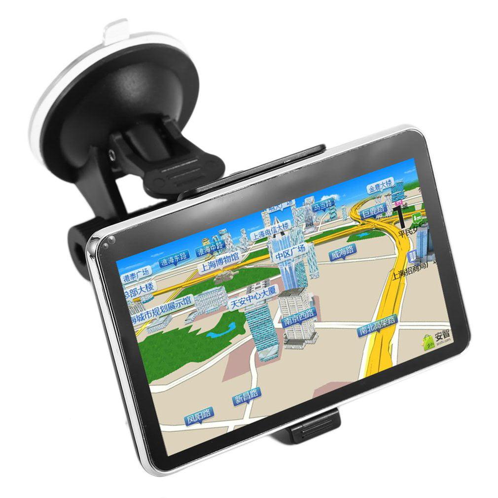 5 inch TFT LCD Display TRUCK CAR Navigation GPS Navigator SAT NAV 8GB 560