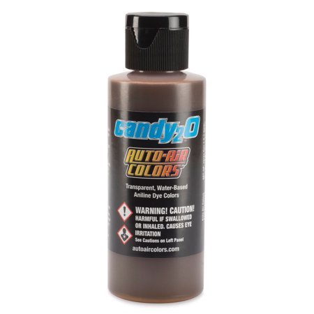 Createx Candy2O Auto Air Color - Tequila Yellow, 2 oz