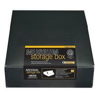 "Lineco/University Products Museum Storage Box, 8.5"" x 11"""