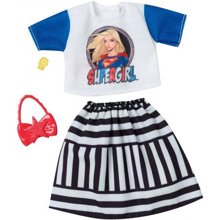 Barbie Complete Looks DC Comics Supergirl Fashion Pack](Supergirl Dc Comics)