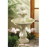 SWM 35144 3 Tier Acorn Water Fountain