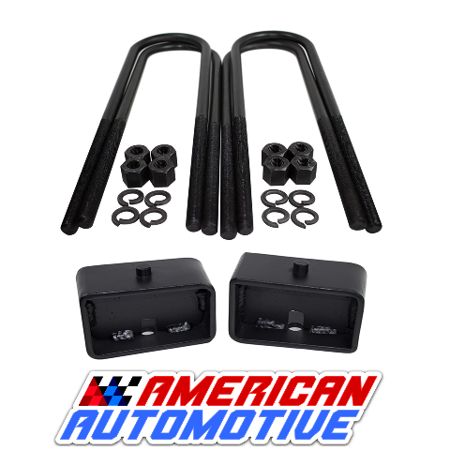 Steel Leaf Springs (2005-2011 Dodge Dakota 2WD/ 4WD 3