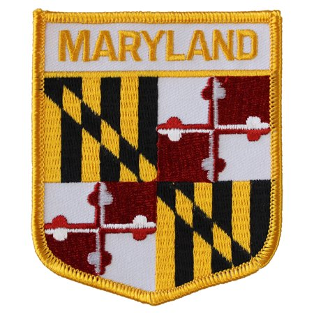 Maryland Shield Patch