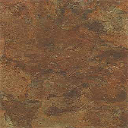 Home Dynamix Madison Vinyl Tile Area Rugs 1411 Brown Stone Slate