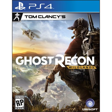 Ubisoft Ghost Recon Wildlands - Pre-Owned (PS4)
