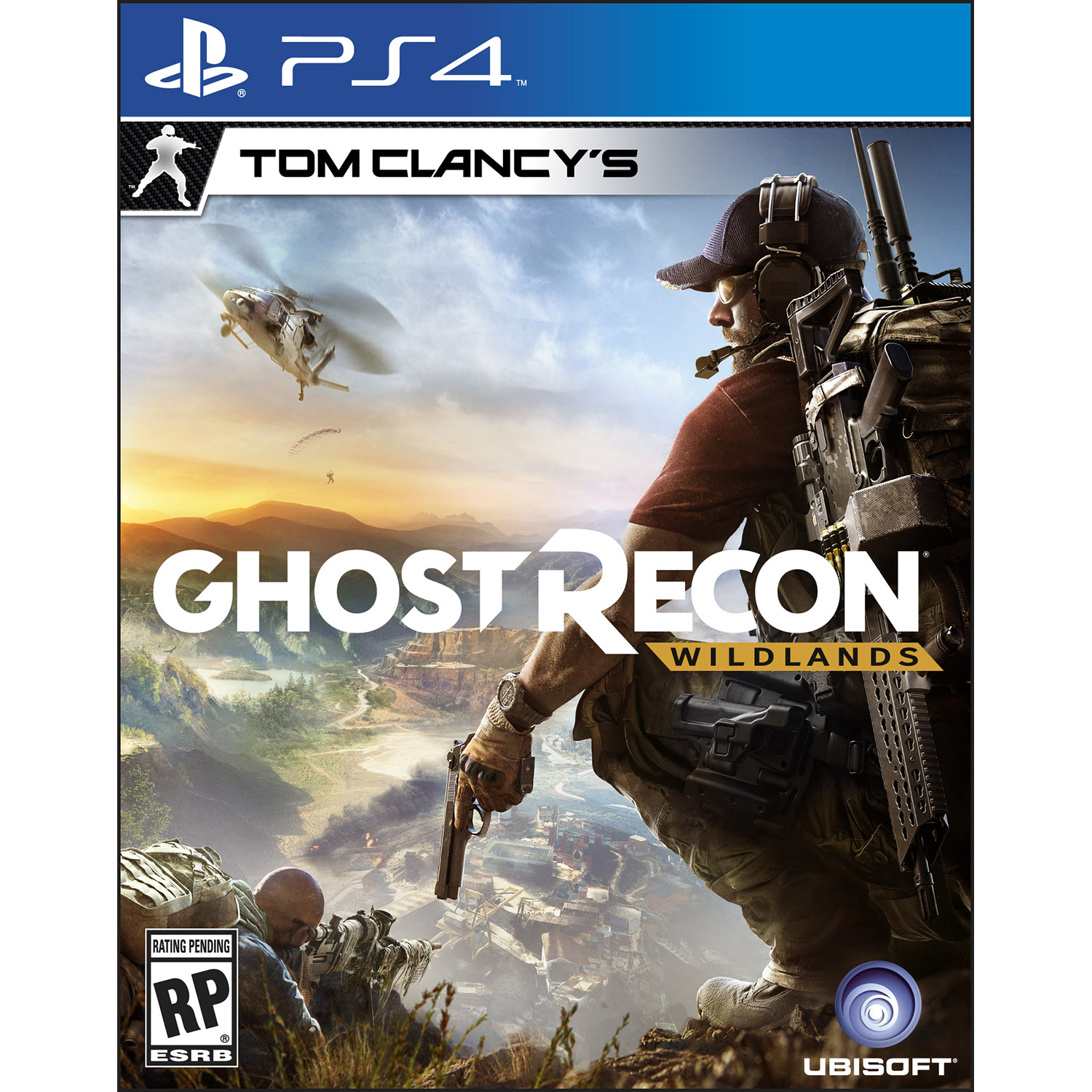 Ghost Recon Wildlands - Pre-Owned (PS4)