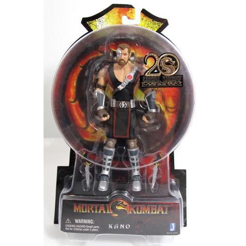 "Mortal Kombat 6"" Mk9 Action Figure: Kano"