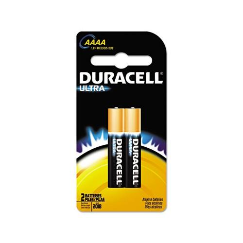 Duracell AAAA Size Alkaline General Purpose Battery DURMX2500B2PK