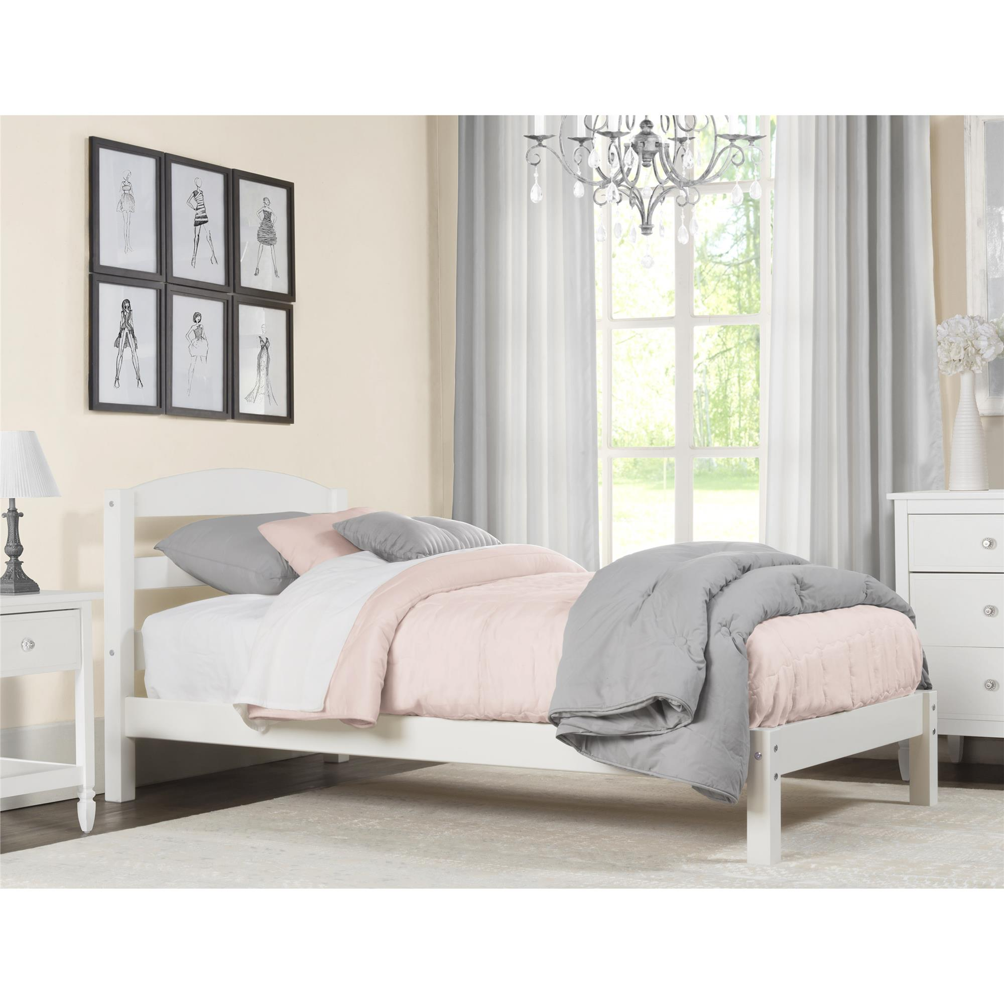 Gardens Leighton Twin Size Bed Frame