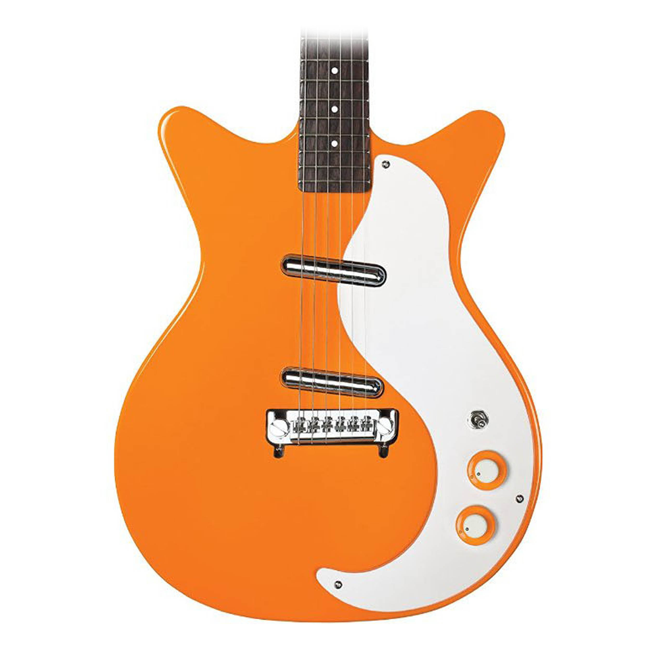 Danelectro '59M NOS Orange by Danelectro