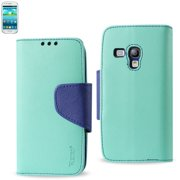 REIKO SAMSUNG GALAXY S3 MINI 3-IN-1 WALLET CASE IN GREEN