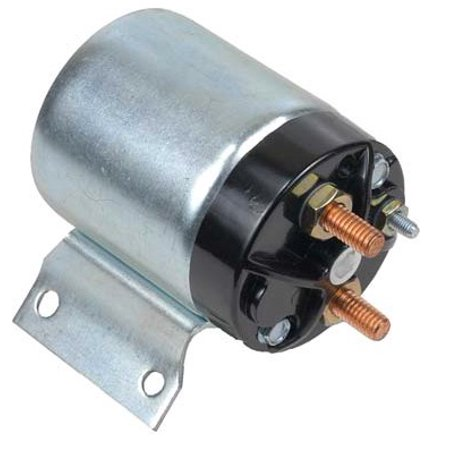 NEW STARTER SOLENOID FITS CHRYSLER 300 IMPERIAL NEW YORKER NEWPORT OLDER MODELS (Chrysler New Yorker Starter)
