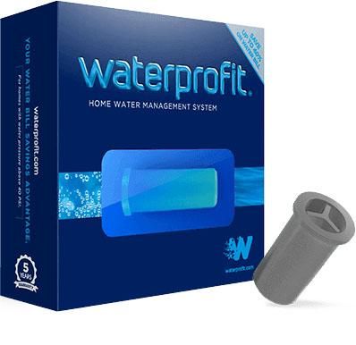 Water Profit Water Bill reducing valve