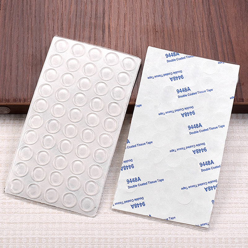 Door Stopper Rubber Kitchen Cabinet Self Adhesive Stop Damper Buffer Payu