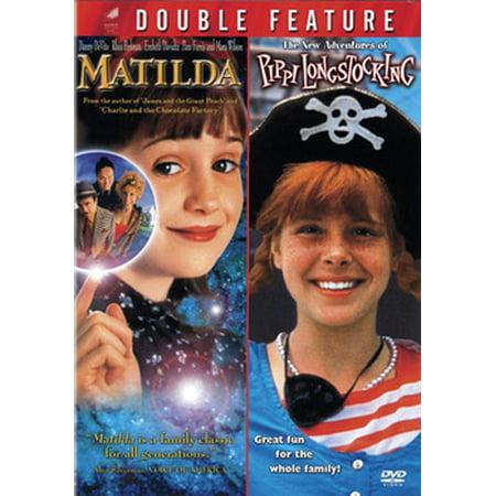 Matilda / Pippi Longstocking (DVD) for $<!---->