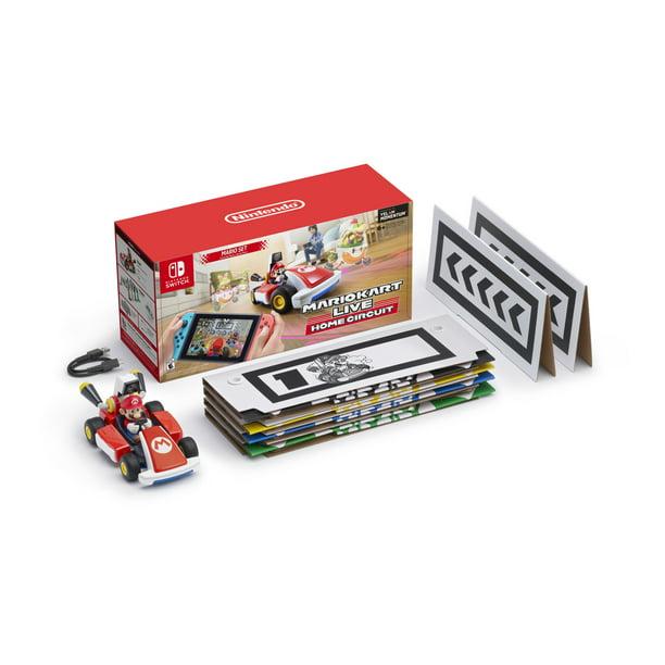 Mario Kart Live: Home Circuit™ - Mario™ Set, Nintendo, Nintendo Switch 00045496882839