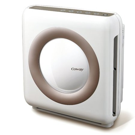 Coway AP-1512HH Mighty White Air Purifier with True HEPA and Smart