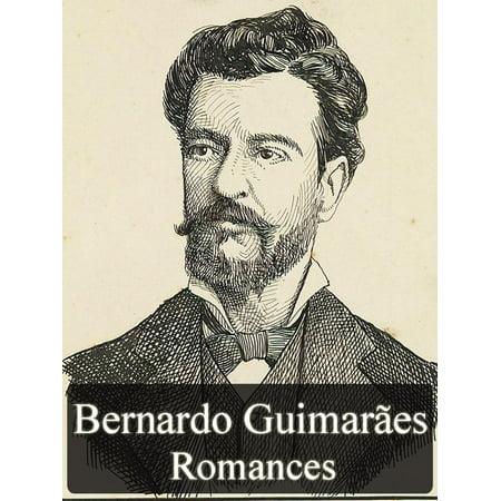 Obras Completas de Bernardo Guimarães - Romances - (Olivers People Bernardo)