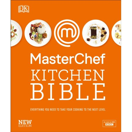 MASTER CHEF KITCHEN BIBLE - Costume Bible