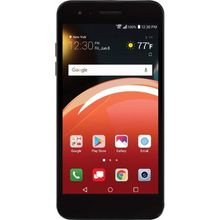 Verizon Wireless LG Optimus Zone 4 16GB Prepaid Smartphone, Moroccan (Best Phone On Verizon Network 2019)