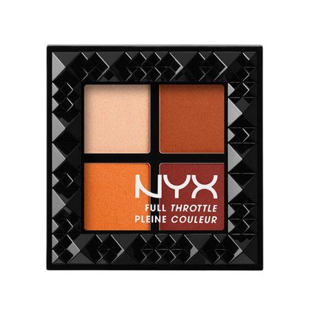 NYX Full Throttle Shadow Palette - 08 Color Riot (6 Paquets) - image 1 de 1
