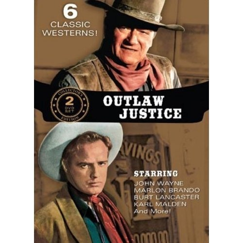 Outlaw Justice (Tin Packaging)