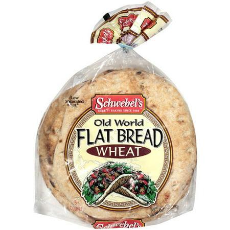 Schwebel Baking Schwebels Flat Bread, 5 ea