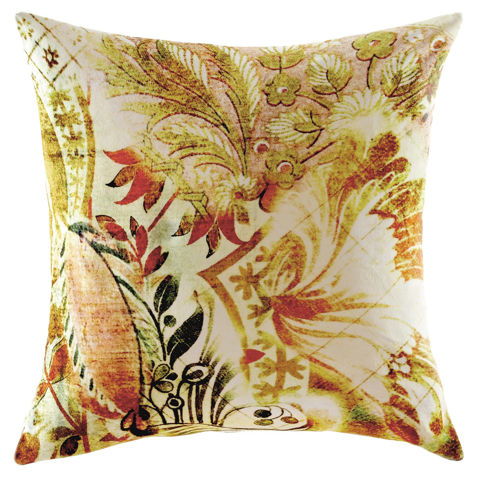 Poetic Wanderlust By Tracy Porter Michaila Floral Print Decorative Throw Pillow
