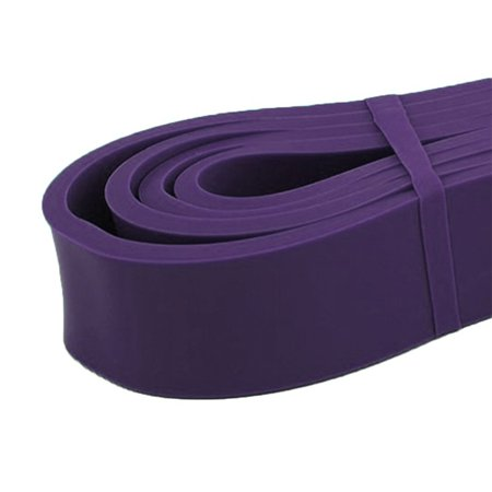 Body Building Resistance Band For Exercise Weight Lifting Workout - image 4 de 6