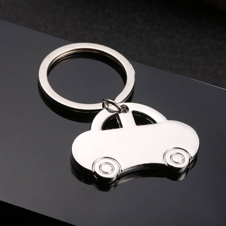 babydream1 Mini Classic Car Keychain Pendant Keychain Metal Vehicle Keyring Key Holders Decor Accessory - image 7 of 8