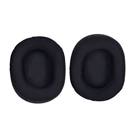 VEVER 1Pair Replacement Ear Pads Earpuds Ear Cushions Cover for Turtle Beach - Ear Force XO Four XO4 Pro Premium Gaming Heads (Turtle Beach Ear Pads)