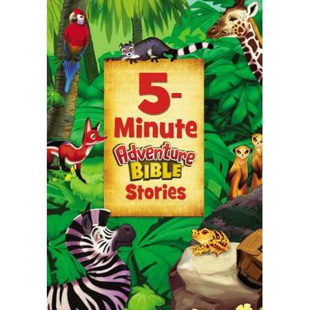 5-Minute Adventure Bible Stories - Halloween Adventure Stores