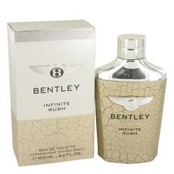 Bentley Infinite Rush By Bentley Eau De Toilette Spray 3 4 Oz