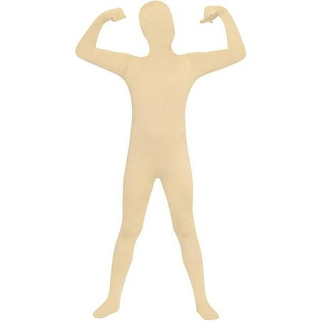 Bodysuit Teen Halloween Costume - Nude Costumes