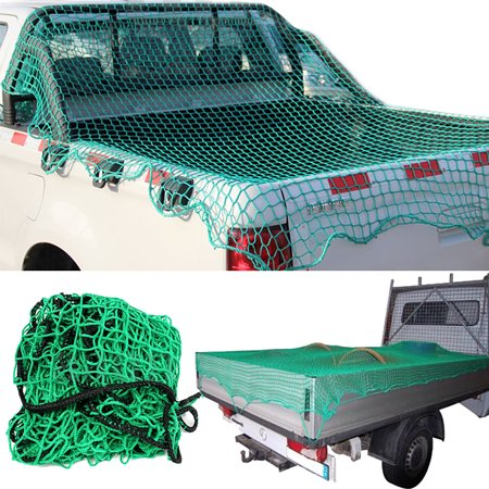Mesh Cargo Net Strong Heavy Duty Storage Netting Garden Scramble Car Truck New ()