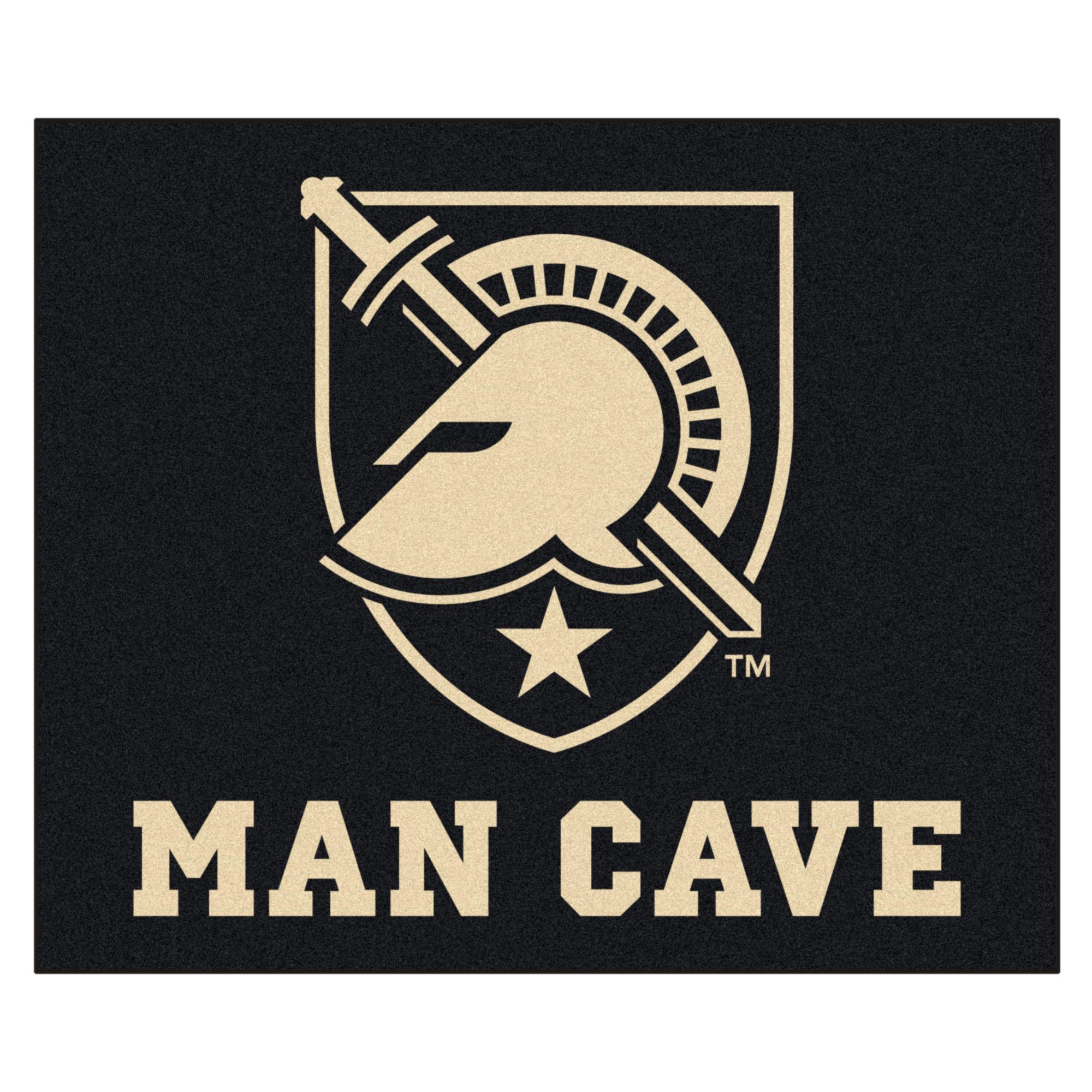 U.S. Military Academy Man Cave Tailgater Rectangular Mat Area Rug