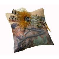 Lillian Rose Camouflage Ring Bearer Pillow