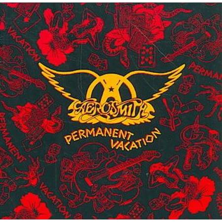 Permanent Record - Permanent Vacation (CD)