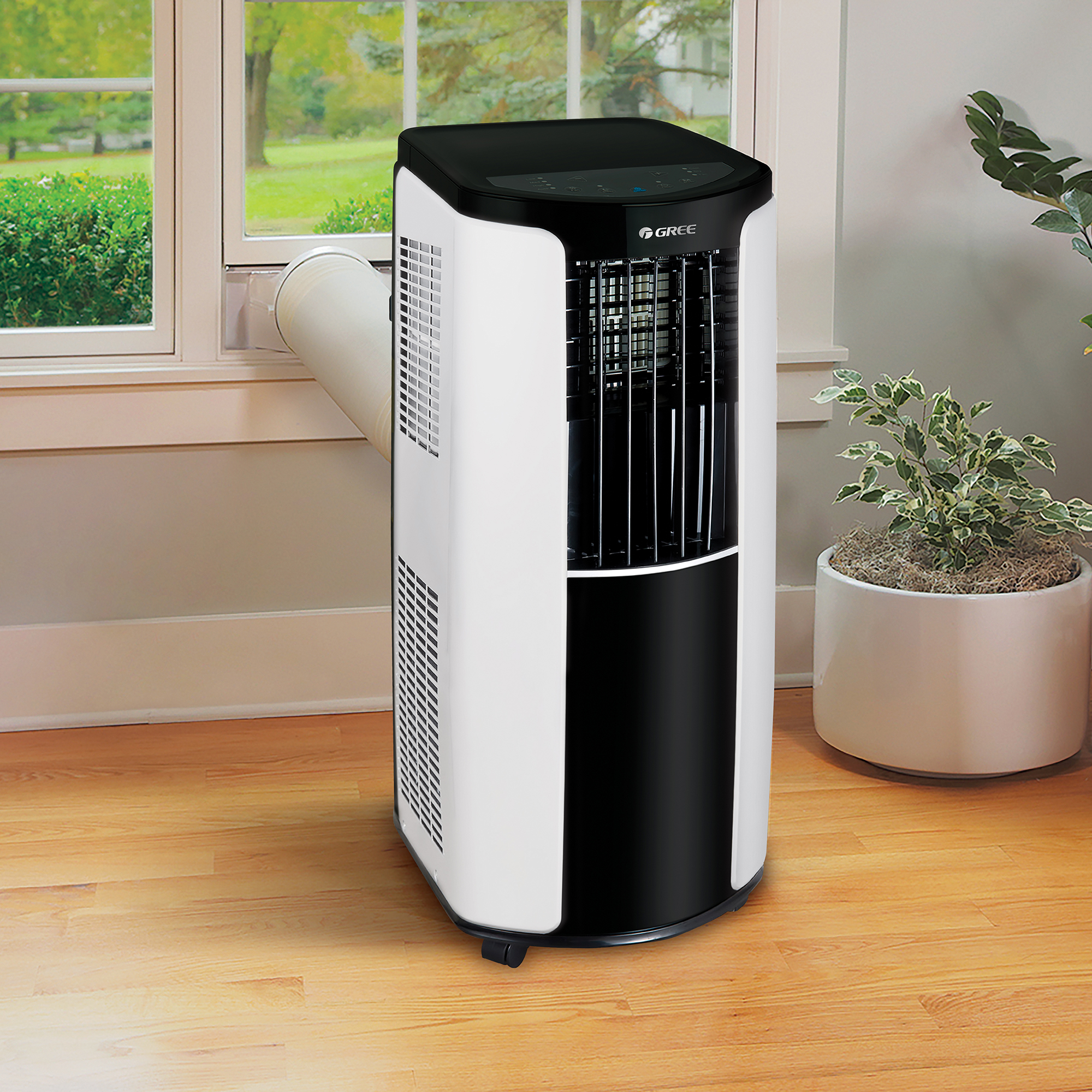 Gree 3 IN 1 350 SQ FT Portable Air Conditioner (115 Volt