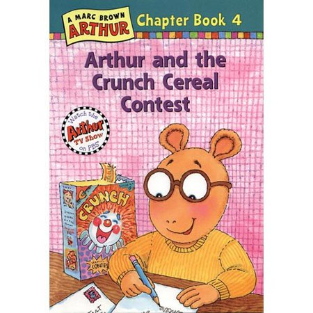 Arthur and the Crunch Cereal Contest by