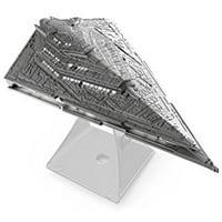 eKids iHome Star Wars Star Destroyer Portable Bluetooth Speaker (Gray)