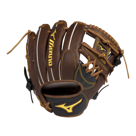 "Mizuno 11.25"" Prosoft Series Infield Baseball Glove, Right Hand Throw"